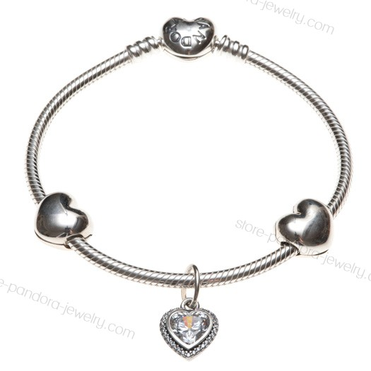 Pandora Surrounded By Love Bracelet 51% Off - Pandora Surrounded By Love Bracelet 51% Off-31