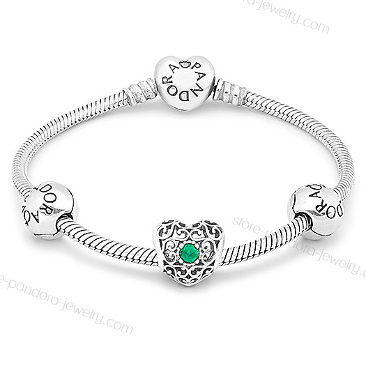 Pandora May Birthstone Bracelet Set With Reliable Quality - Pandora May Birthstone Bracelet Set With Reliable Quality-01-0