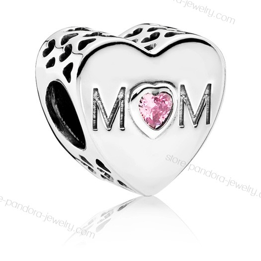 Pandora Mother Heart Charm Best Price Guaranteed - Pandora Mother Heart Charm Best Price Guaranteed-01-0