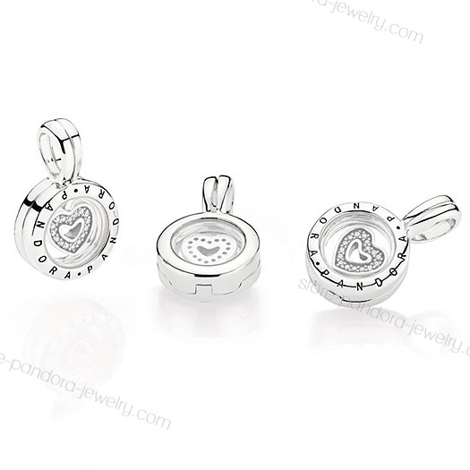 Pandora Floating Locket Pendant Charm At The Best Price - Pandora Floating Locket Pendant Charm At The Best Price-01-2