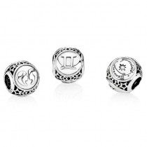 Pandora Gemini Star Sign Charm At a Discount Unpopularity-20