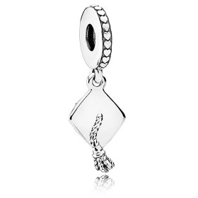 Pandora Graduation Hanging Charm Quick Delivery